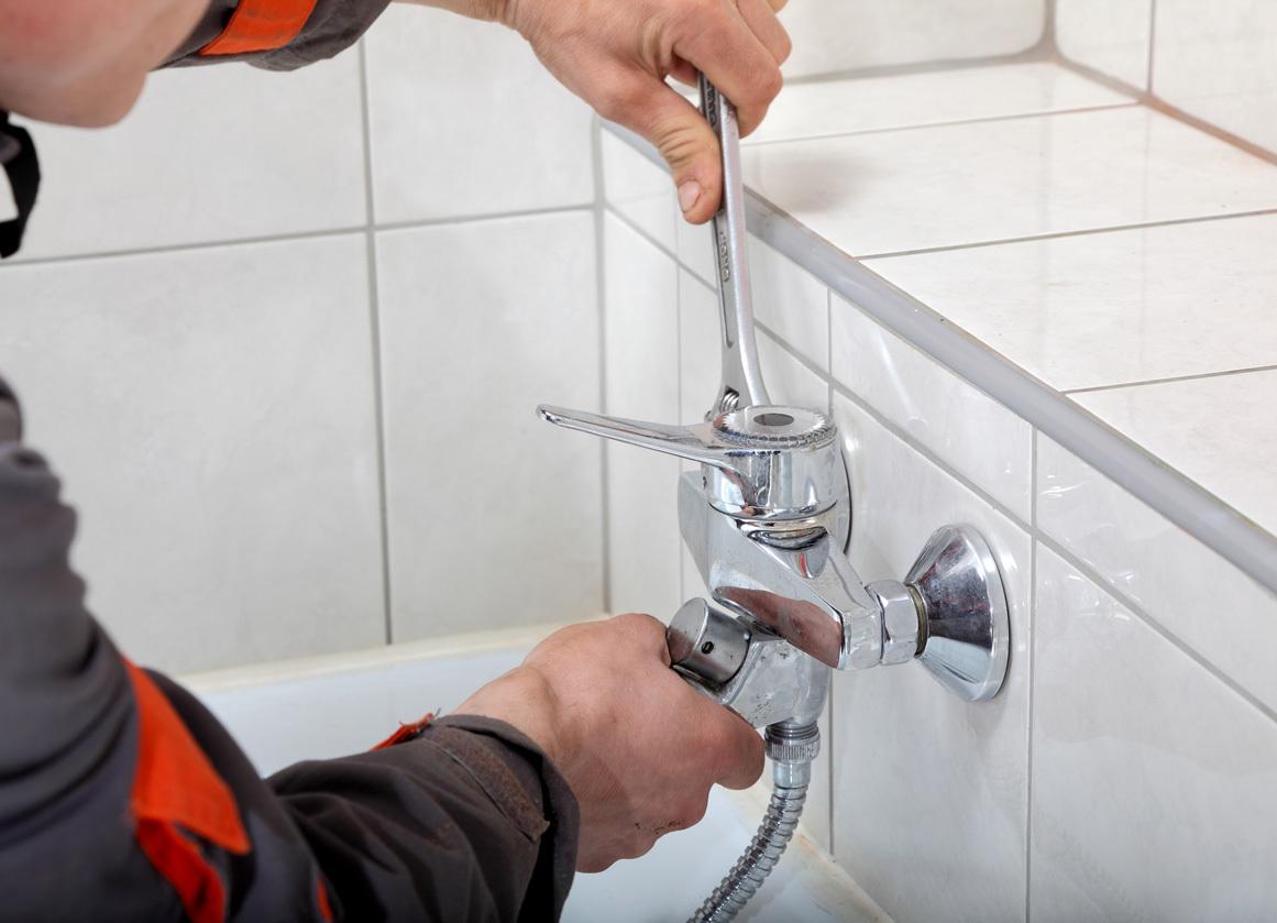Замена крана воды своими руками